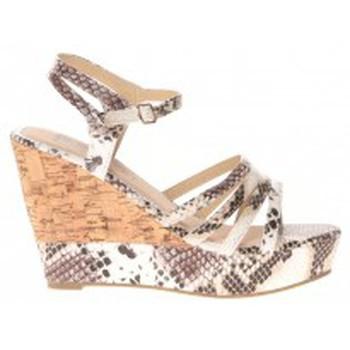 Chaussures Femme Sandales et Nu-pieds Cassis Côte D'azur Sandales Manakine Blanc Blanc
