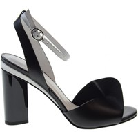 Chaussures Femme Sandales et Nu-pieds What For  Bianco