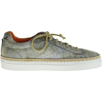 Chaussures Homme Derbies Voile Blanche  Stone