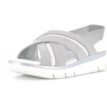 Chaussures Femme Sandales et Nu-pieds The Flexx  Grigio / Argento