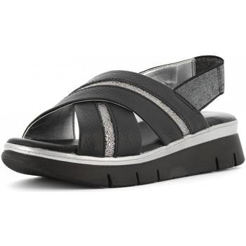 Chaussures Femme Sandales et Nu-pieds The Flexx  Black / Pewter