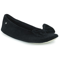 Chaussures Femme Chaussons Isotoner 95810 Noir