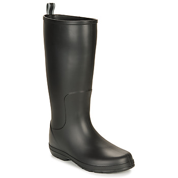 Chaussures Homme Bottes de pluie Isotoner 96523 Noir