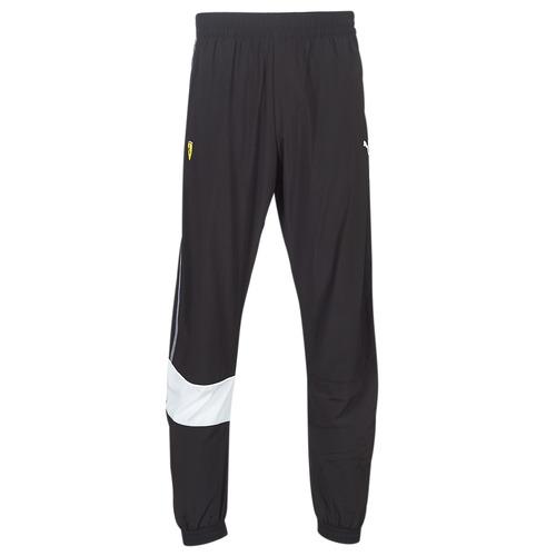 Vêtements Homme Pantalons de survêtement Puma SF STREET WOVEN PTS.BLK Noir