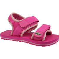 Chaussures Fille Sandales sport Lacoste Sol 119 Rose