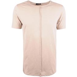 Vêtements Homme T-shirts manches courtes Xagon Man  Beige