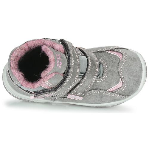 Boots GrisRose Chaussures Wick Fille Gore tex Primigi Aj3LR54
