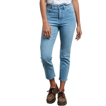 Vêtements Femme Jeans Volcom Vol Stone Jean Misty Blue