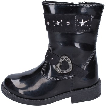 Bottines enfant Mkids bottines cuir verni