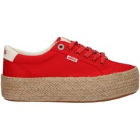 Chaussures Femme Espadrilles MTNG 69492 Rojo