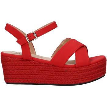 Chaussures Femme Espadrilles MTNG 50439 Rojo