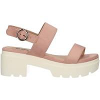 Chaussures Femme Sandales et Nu-pieds MTNG 50599 Beige