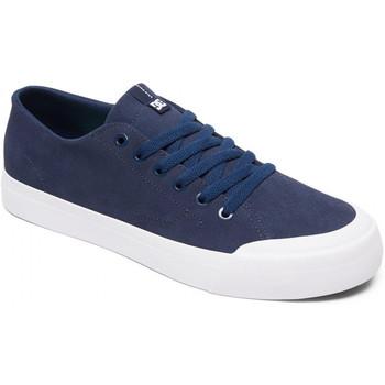 Chaussures Homme Chaussures de Skate DC Shoes Evan lo zero Bleu