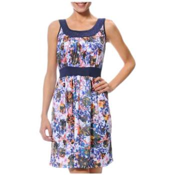 Vêtements Femme Robes courtes Smash Robe Femme S1361721 Taka Bleu Bleu