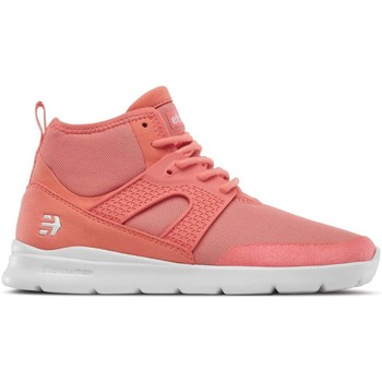 Chaussures Femme Chaussures de Skate Etnies Beta Womens Coral