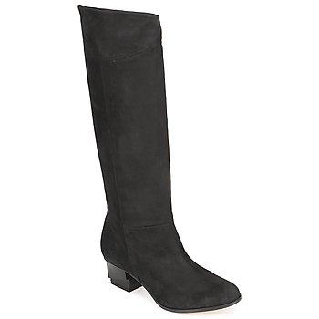 Chaussures Femme Bottes ville Karine Arabian GALAXY Noir