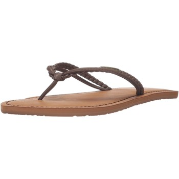 Chaussures Femme Tongs Volcom Tour Sandals Brown