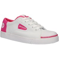 Chaussures Homme Baskets mode Dunlop 35000 Blanco