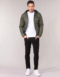 Vêtements Homme Jeans slim Jack & Jones JJIGLENN Noir