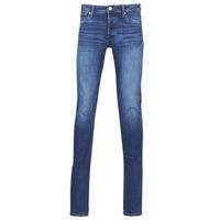 Vêtements Homme Jeans slim Jack & Jones JJIGLENN Bleu foncé