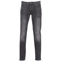 Vêtements Homme Jeans slim Jack & Jones JJIGLENN Noir
