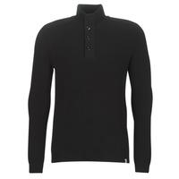 Vêtements Homme Pulls Jack & Jones JCOWELLINGTON Noir