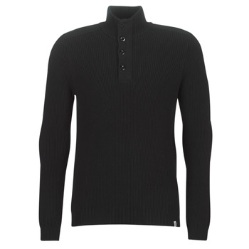 Vêtements Homme Pulls Jack & Jones JCOWELLINGTON Noir