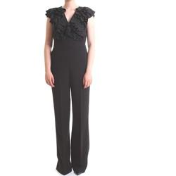 Vêtements Femme Combinaisons / Salopettes Camilla Milano TT1077/T946 Noir