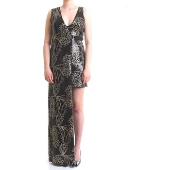 Vêtements Femme Robes longues Patrizia Pepe 2A1904  A3LX Robe femme Noir Noir