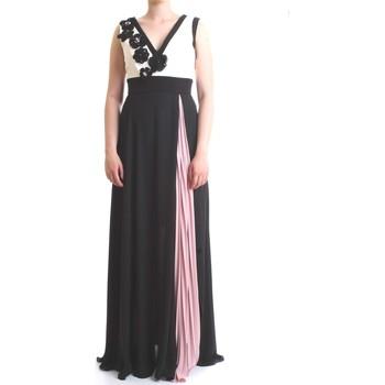 Vêtements Femme Robes longues Camilla Milano A1060/T978 Noir