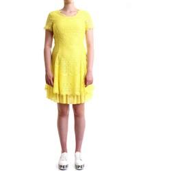Vêtements Femme Robes courtes Silvian Heach CVP19134VE jaune