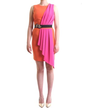 Vêtements Femme Robes courtes Silvian Heach CVP19278VE orange