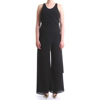 Vêtements Femme Combinaisons / Salopettes Patrizia Pepe 2P1157 AD08 Noir
