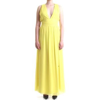 Vêtements Femme Robes longues Patrizia Pepe 2A1954 Robe femme jaune jaune
