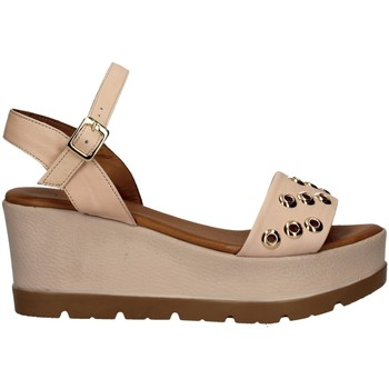 Chaussures Femme Sandales et Nu-pieds Donna Style 19-5008-P ROSA
