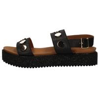 Chaussures Femme Sandales et Nu-pieds Donna Style 19-335 NOIR
