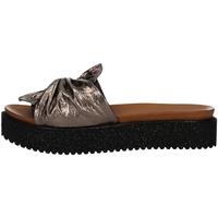 Chaussures Femme Sandales et Nu-pieds Donna Style 19-281 GRIS