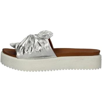 Chaussures Femme Sandales et Nu-pieds Donna Style 19-281 ARGENT