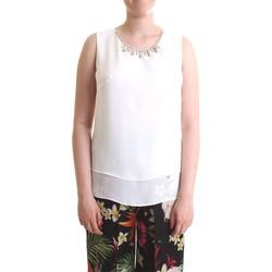 Vêtements Femme Tops / Blouses Camilla Milano C1016/T833 blanc