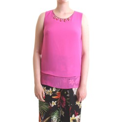 Vêtements Femme Tops / Blouses Camilla Milano C1016/T833 fuchsia