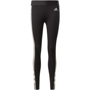 Vêtements Femme Leggings adidas Originals Tight Sport ID noir / gris