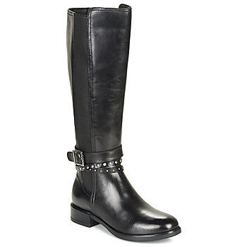 Chaussures Femme Bottes ville André NUAGE Noir