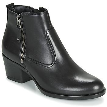 Chaussures Femme Bottines André MADRID Noir