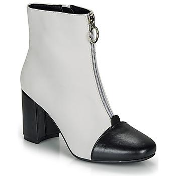 Chaussures Femme Bottines André LAOSA Blanc