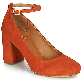 Chaussures Femme Escarpins André LAURIA Orange