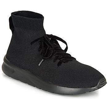 Chaussures Femme Baskets montantes André BOGOTA Noir