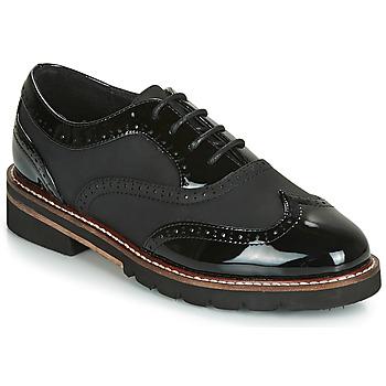 Chaussures Femme Derbies André NAHEMA Noir