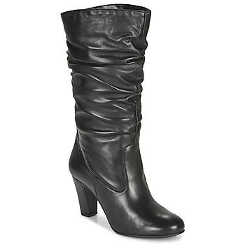 Chaussures Femme Bottes ville André LALALY Noir