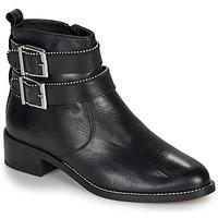 Chaussures Femme Boots André LOTUS Noir