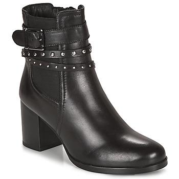 Chaussures Femme Bottines André NOTE Noir